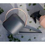 ELHO Лейка b.for soft watering can 1,7л d29,5*13,5; h17см антрацит (anthracite)